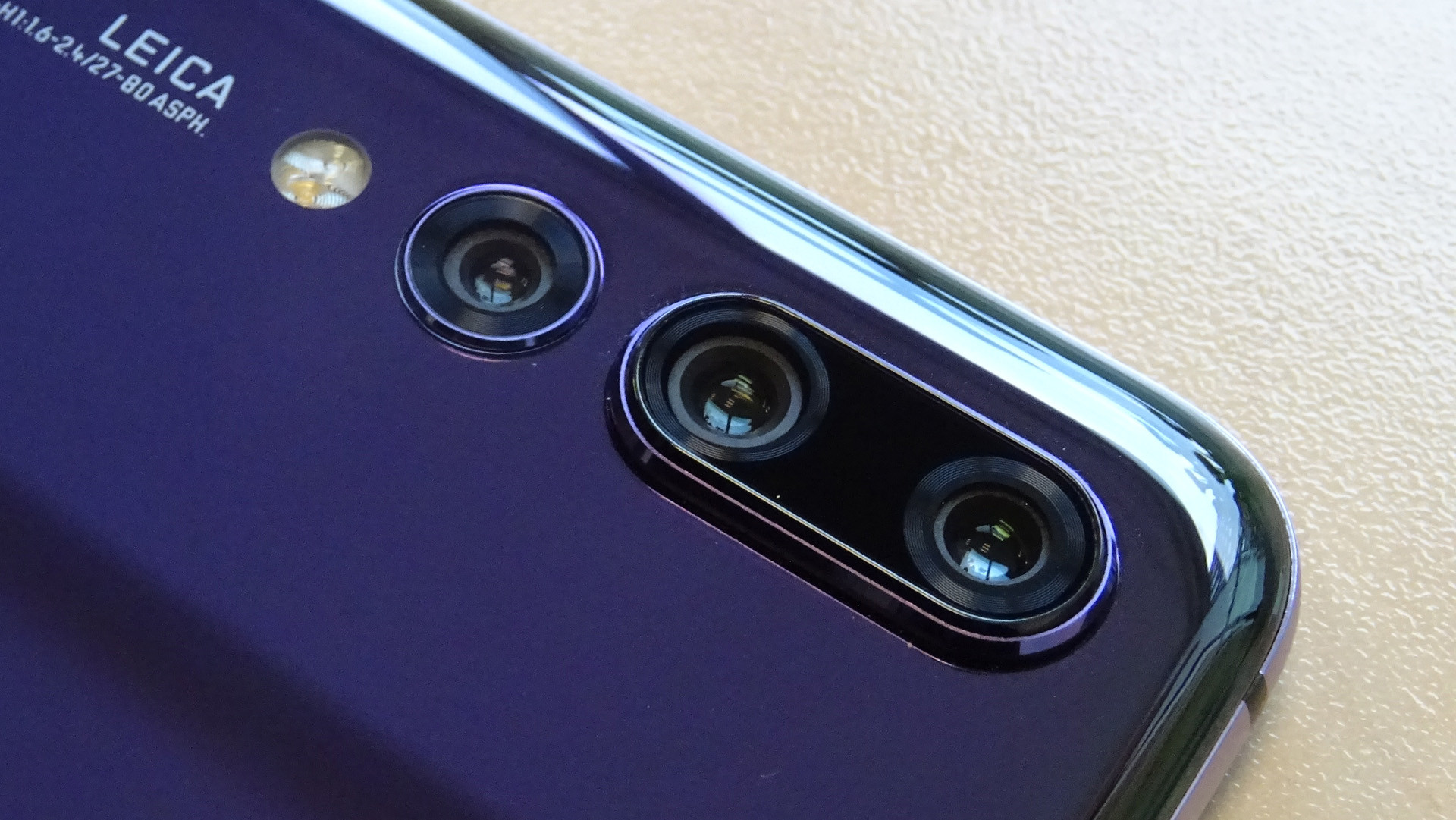 Huawei P20 and P20 Pro With Triple Camera and AI launched