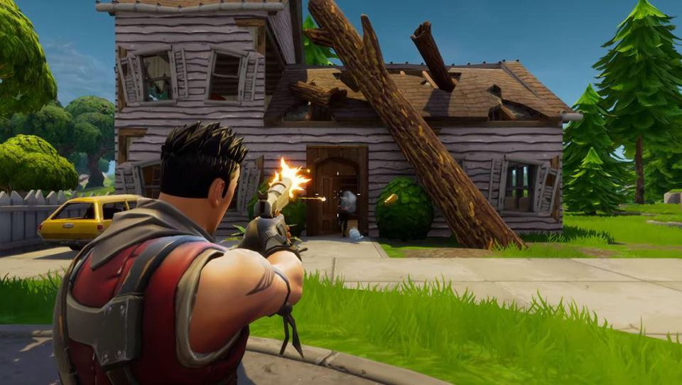 Fortnite fans found an alternative in no time when servers went down