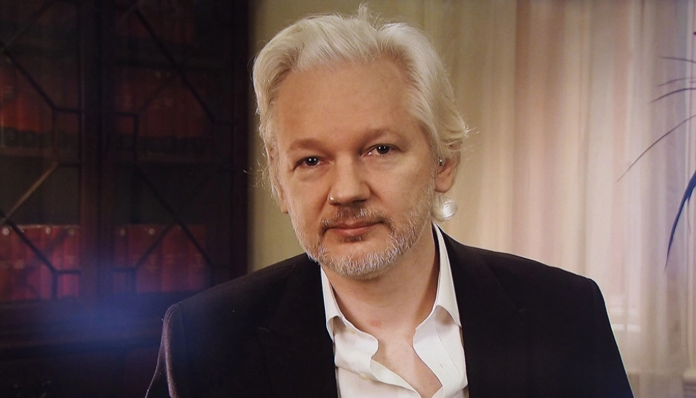 Julian Assange Powerful Personalities of the 2010s