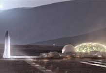 First Sustainable City On Mars