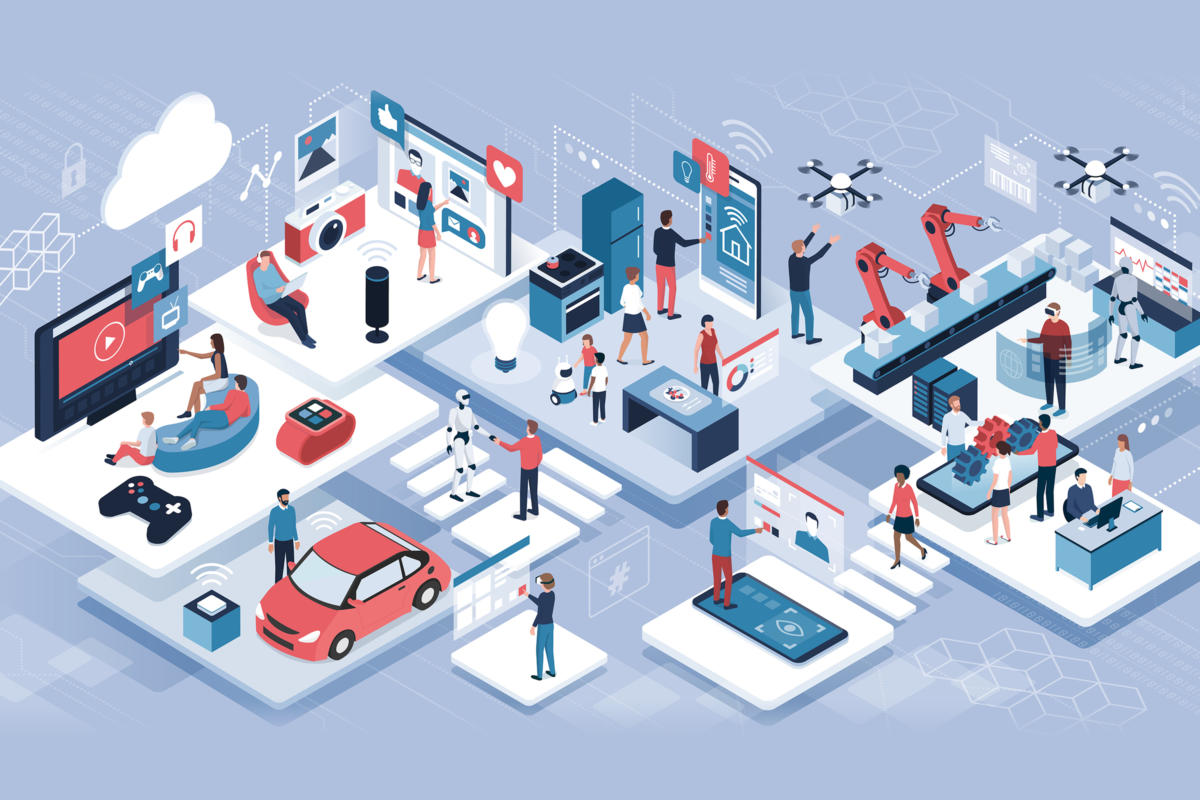 How Internet of Things Connects The World-infomance