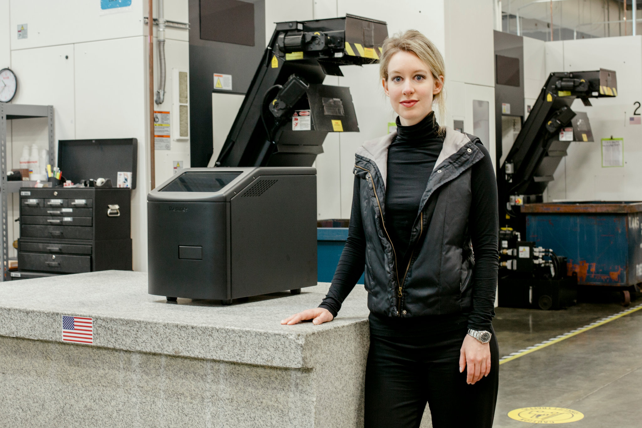 Start-up Failure one: Theranos