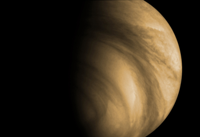 Water On Venus Gives An Indication Of Life On Planet Feature image