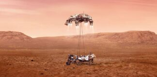 NASA's Perseverance Rover To Land On Mars - Infomance